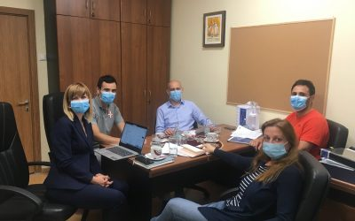 Sport4HealthNet team activities during COVID19 crisis